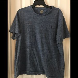 Mens Polo Ralph Lauren T shirt Custom Slim Fit XL